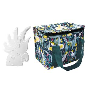 COCKATOO COOLER & ICE PACK | BAG