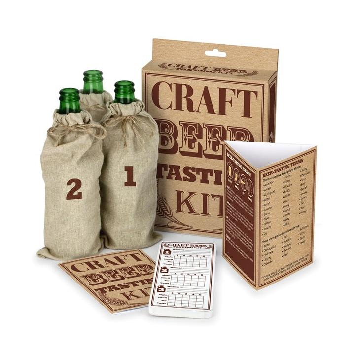 CRAFT BEER TASTING KIT | Game