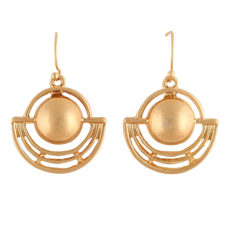 DELIA GOLD | EARRINGS