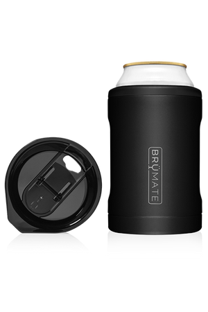 Brumate Hopsulator DUO 2-in-1 | Matte Black