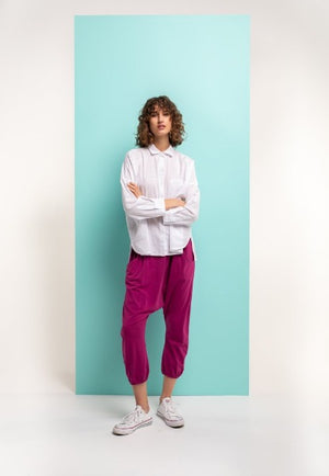 EDDI BOYSENBERRY | PANT