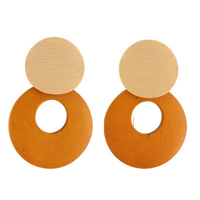 EDINBURGH MUSTARD | EARRINGS