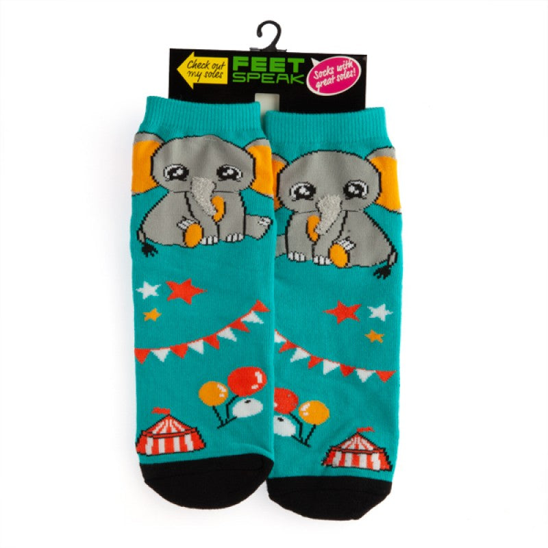 ELEPHANT 'DREAM BIG!' | SOCKS