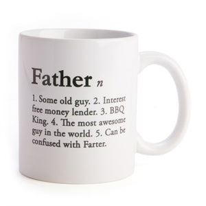 DEFINITION OF A DAD MUG