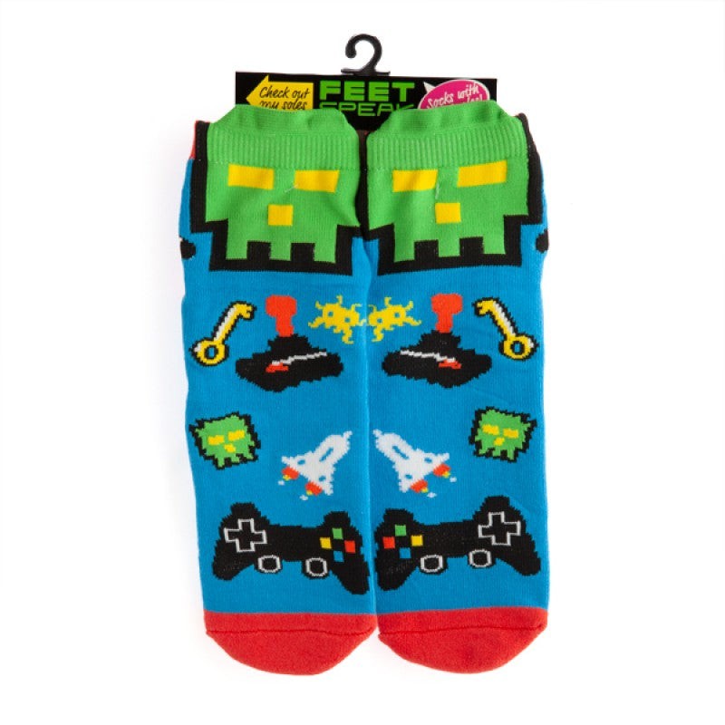 GAMER 'GAME OVER' | SOCKS