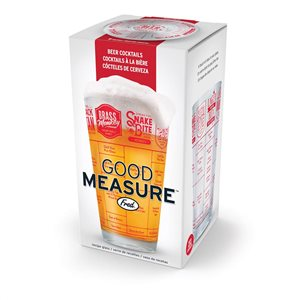 GOOD MEASURE BEER COCKTAILS | Glass