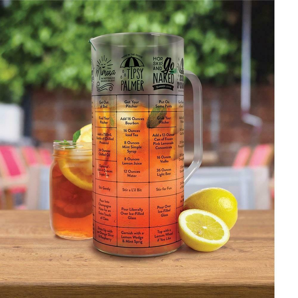 GOOD MEASURE COCKTAIL RECIPE PITCHER