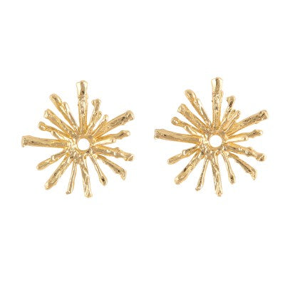 JIN GOLD STAR | EARRINGS