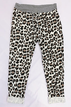 LEOPARDI PRINT | JEGGINGS