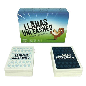 LLAMAS UNLEASHED | Game