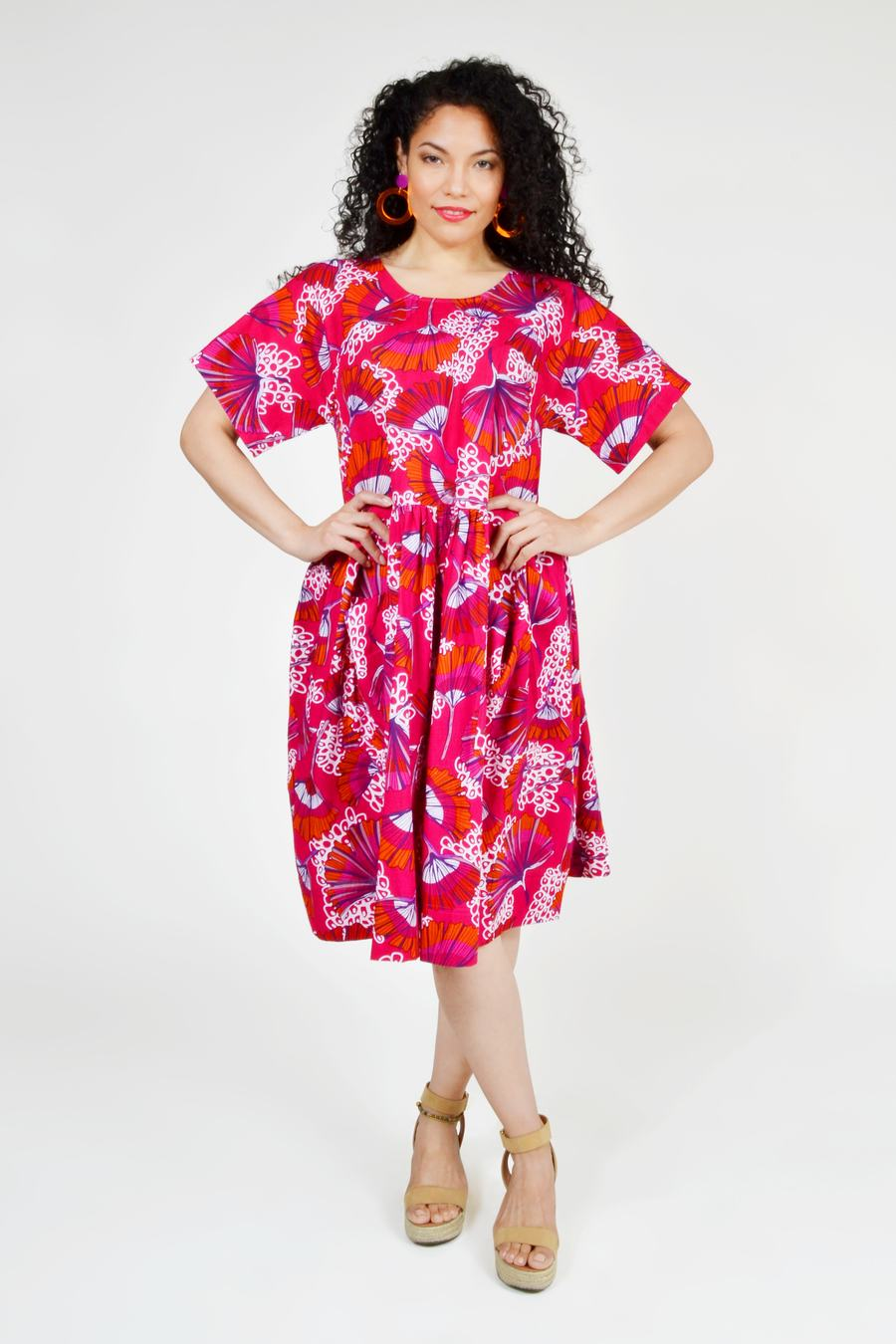 MIA SUNDRESS 'GINKO BERRY' | DRESS