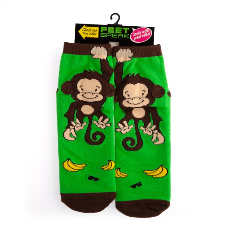CHIMP 'CHEEKY MONKEY' | SOCKS