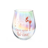 ONCE UPON A WINE STEMLESS GLASS
