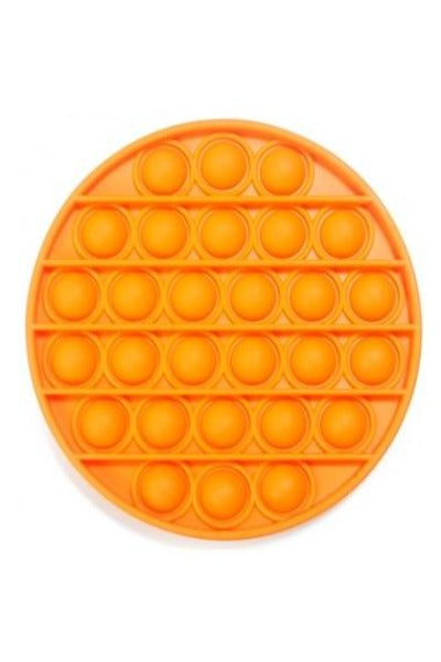 PUSH & POP CIRCLE ORANGE | Game