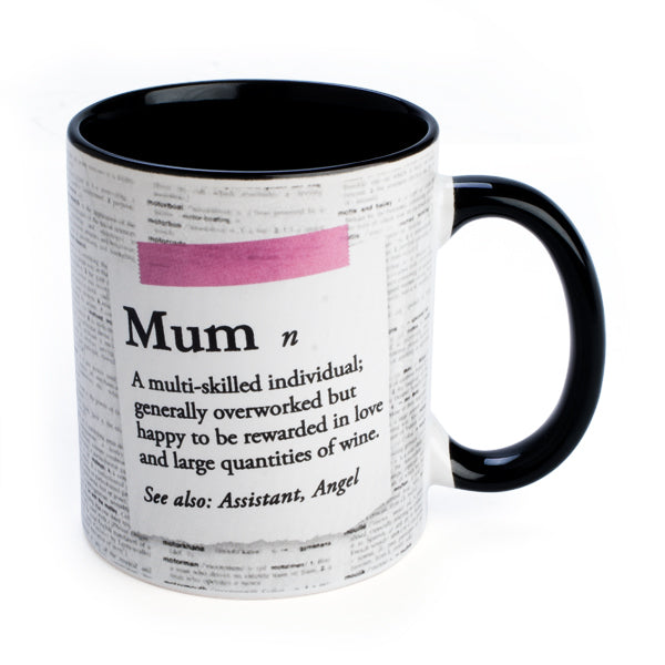 DEFINITION OF A MUM MUG