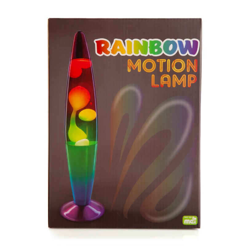 METALIC RAINBOW LAVA | Lamp