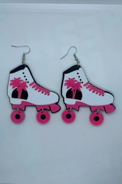 ROLLER SKATES | Earrings