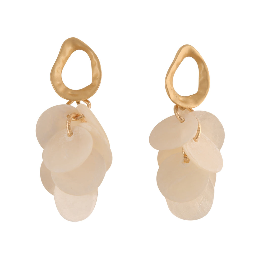 SASA CLUSTER DROP | EARRINGS