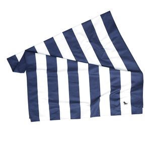 SAND FREE, QUICK DRY BEACH TOWEL | NAVY