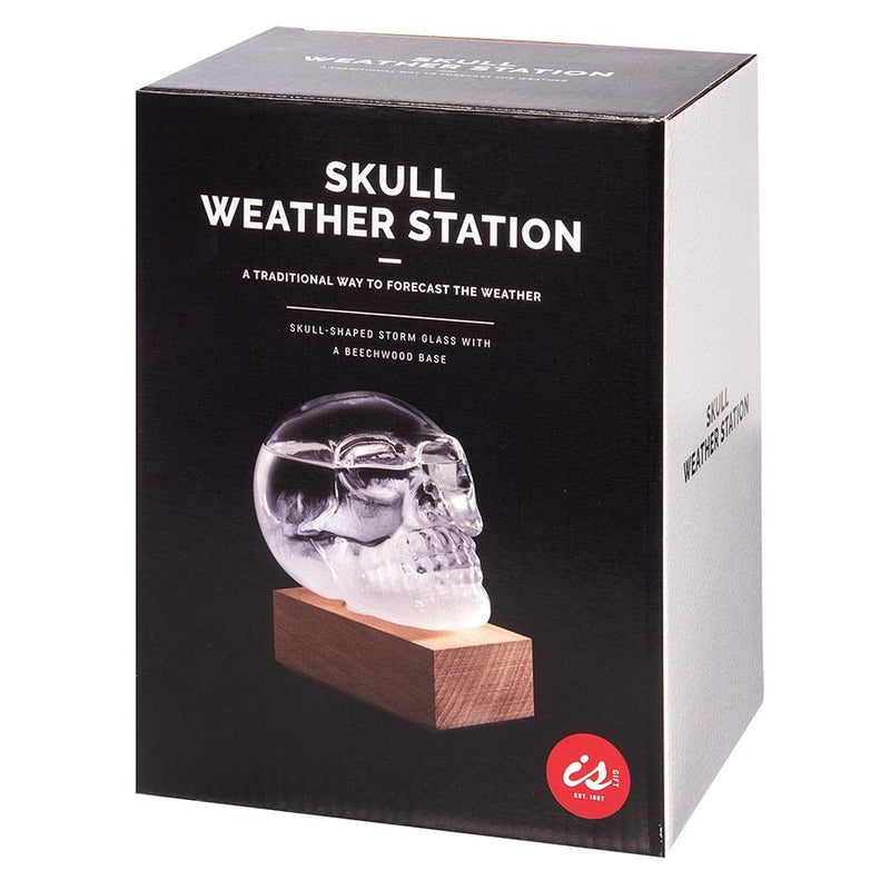SKULL WEATHER STATION