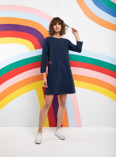 SOMEWHERE RAINBOW | DRESS