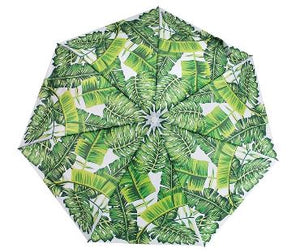 TROPICAL PLANT FOLDABLE | UMBRELLA