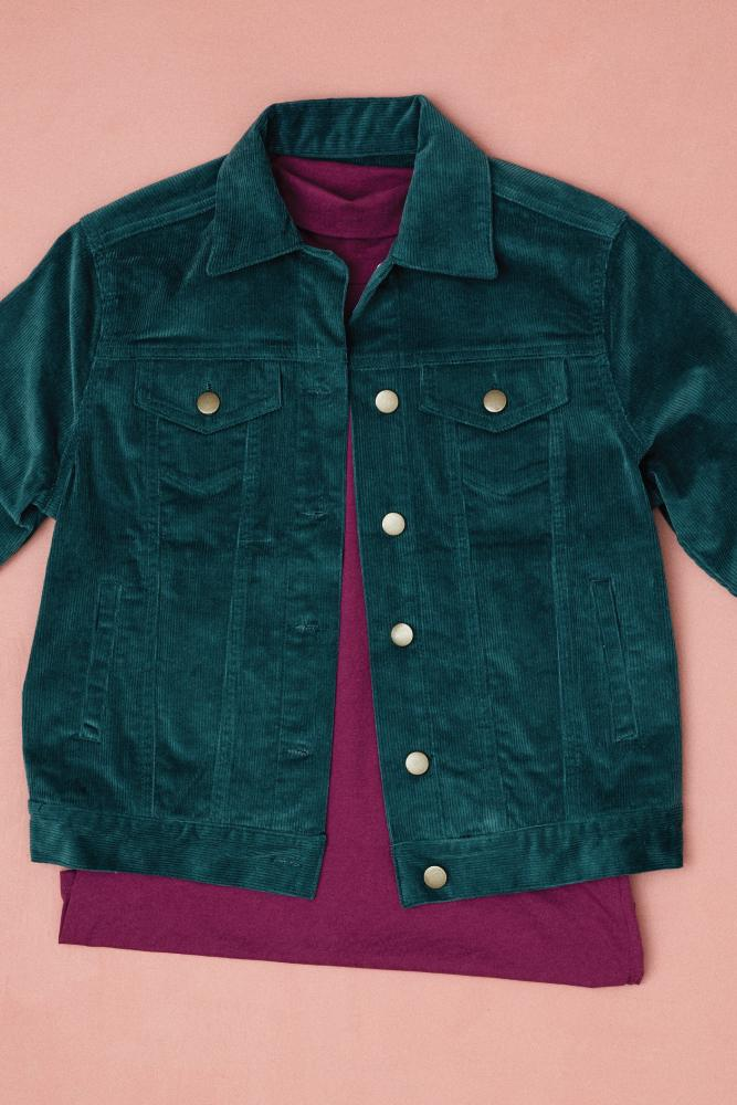 TULLY SPEARMINT | JACKET