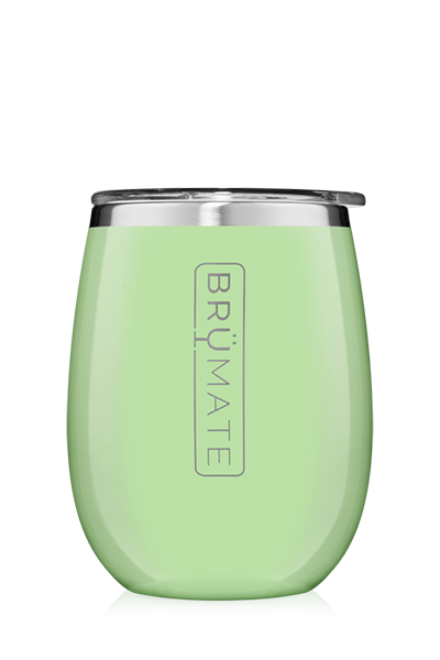 UNCORK'D WINE GLASS by BruMate | Mint