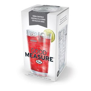 GOOD MEASURE VODKA COCKTAILS