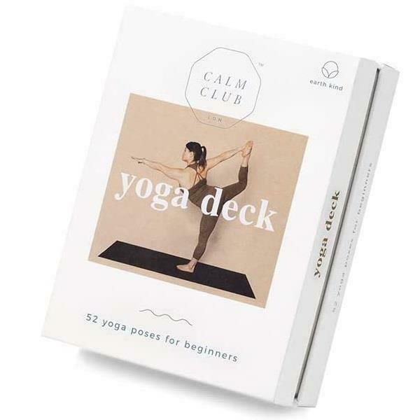 CALM CLUB YOGA DECK | Cards