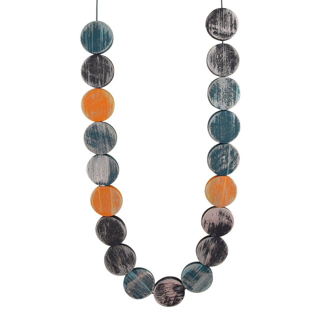 ANNANDALE TEAL | NECKLACE