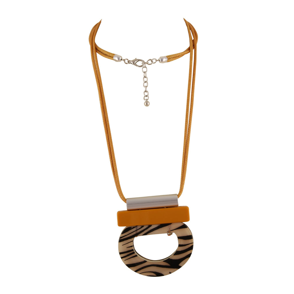 ARENA MUSTARD | NECKLACE
