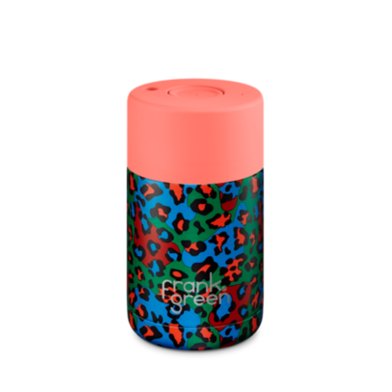 CERAMIC REUSABLE CUP 10oz | Disco Reef
