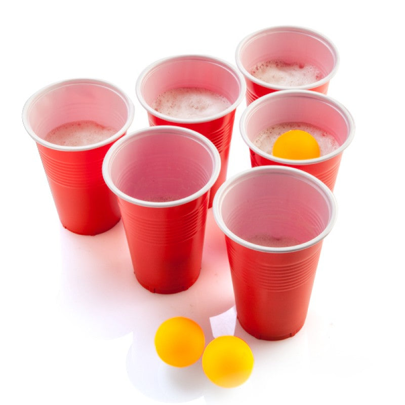 BEER PONG | Drinking Game