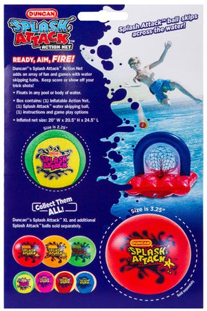 DUNCAN SPLASH ATTACK ACTION NET  | Game