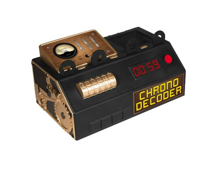 ESCAPE ROOM THE GAME - 4ROOMS PLUS CHRONO DECODER