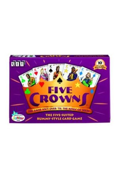 FIVE CROWNS | Game