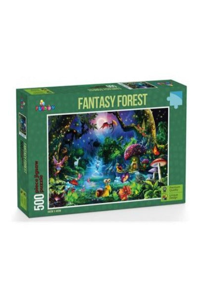 FUNBOX FANTASY FOREST 500 PIECE | Puzzle
