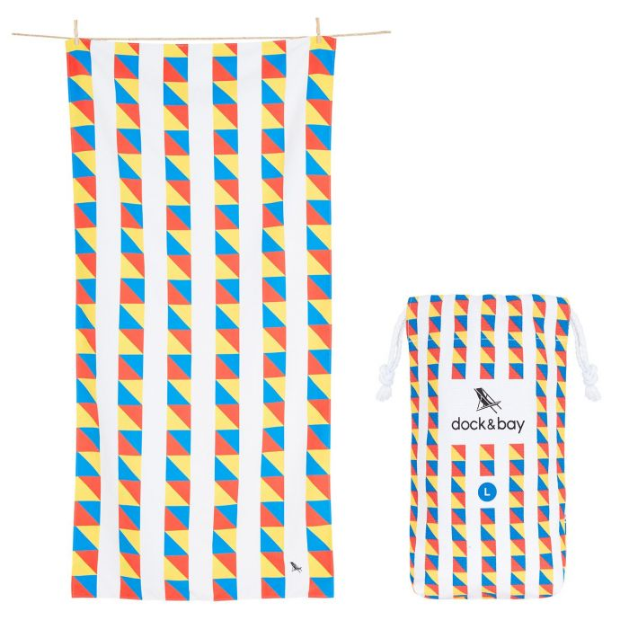 SAND FREE, QUICK DRY BEACH TOWEL | SONGKRAN