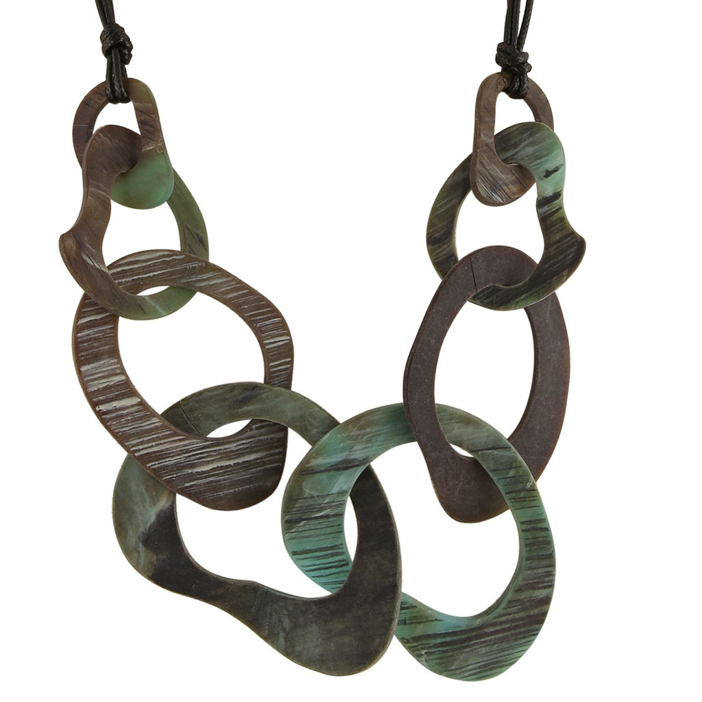 OXLEY GREEN | NECKLACE