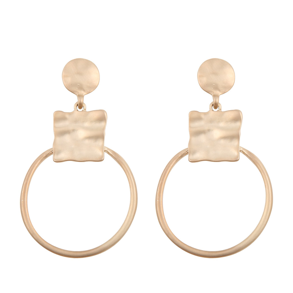 GOLD RIVIERA | EARRINGS