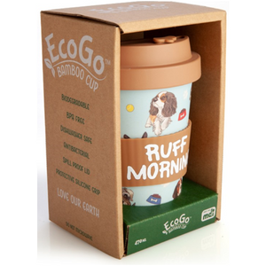 ECO BAMBOO CUP | Ruff Morning