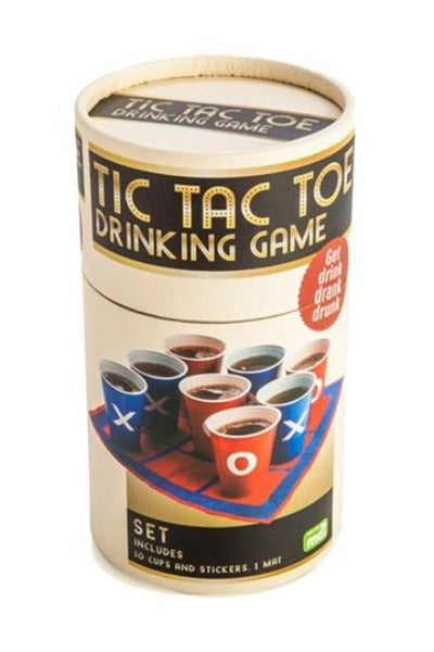 TIC TAC TOE  | Drinking Game