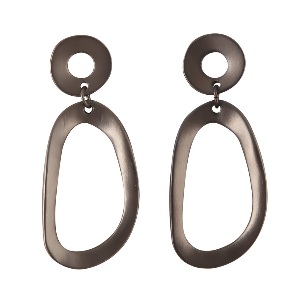 TRES BLACK | EARRINGS