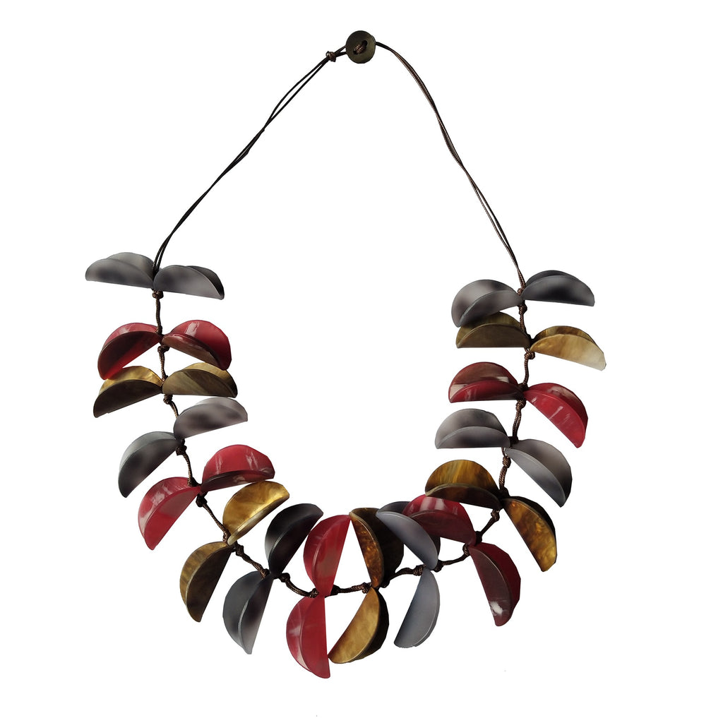 WHITNEY RED | NECKLACE