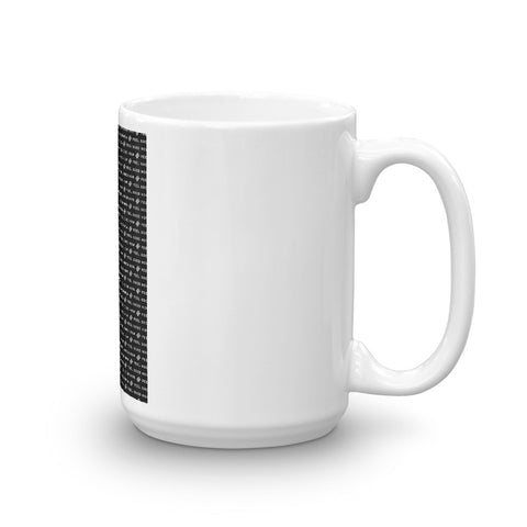 Feel Good Now Black Mug