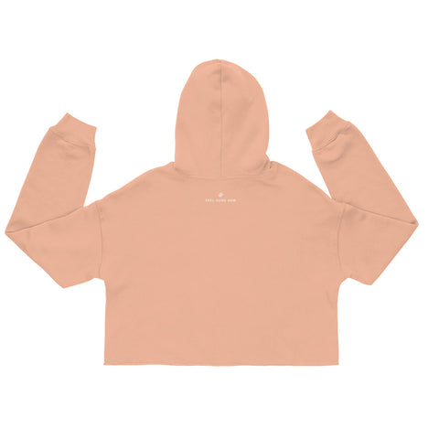 Thank You Women's Cropped Hoodie