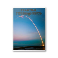 Canaveral National Seashore Poster - Albion Mercantile Co.