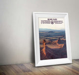Bears Ears National Monument Poster - Albion Mercantile Co.