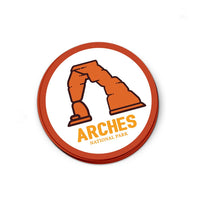 Arches National Park Sticker | National Park Decal - Albion Mercantile Co.